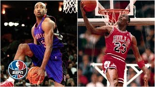 NBA Dunk Contest history's greatest moments | ESPN