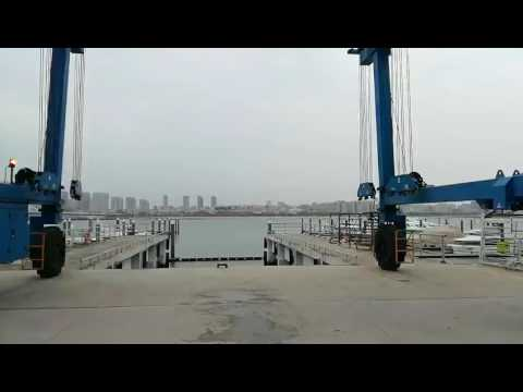 Marine Travel lift for different lift