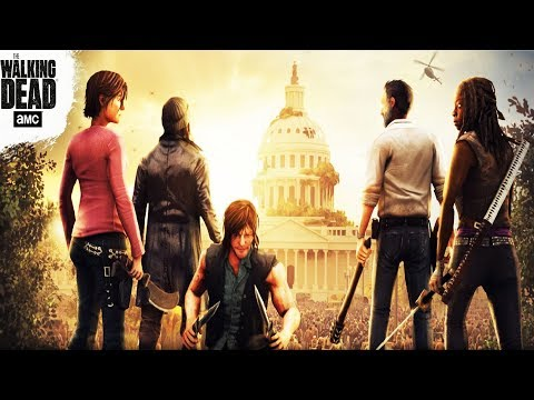 Ходячие мертвецы ничейная земля #1 Зомби-апокалипсис в игре The Walking Dead: No Man's Land