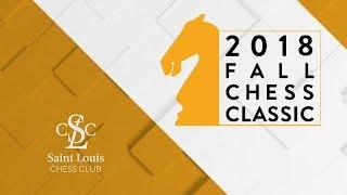 2018 Fall Chess Classic: Round 1