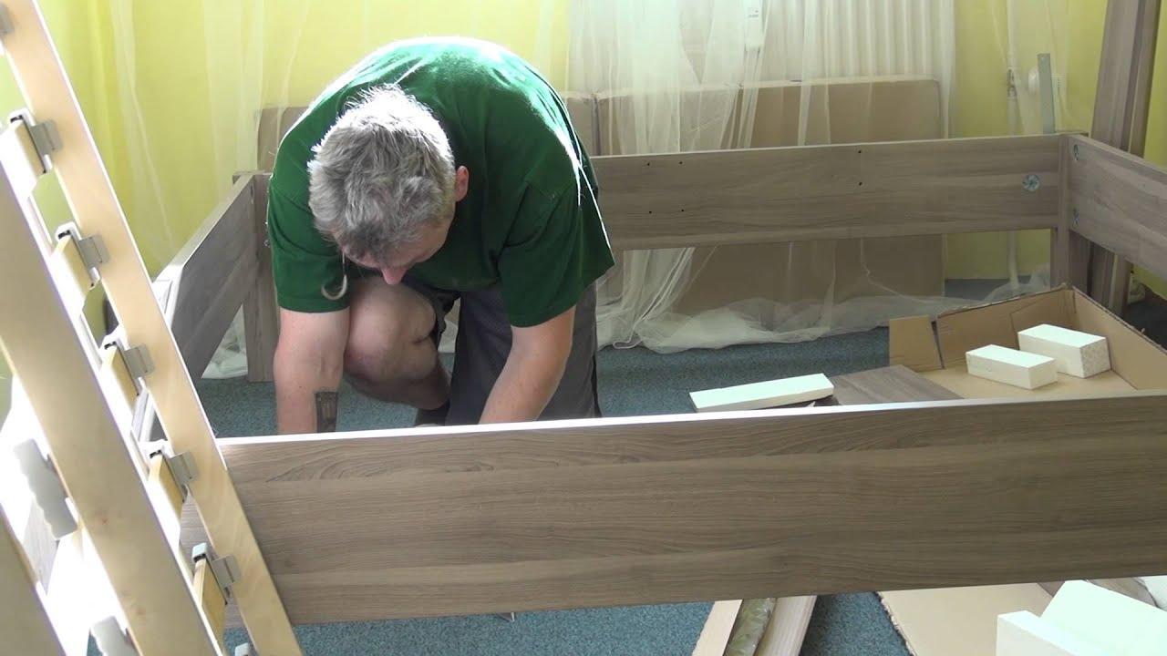 инструкция по сборке кроватей афродита 4