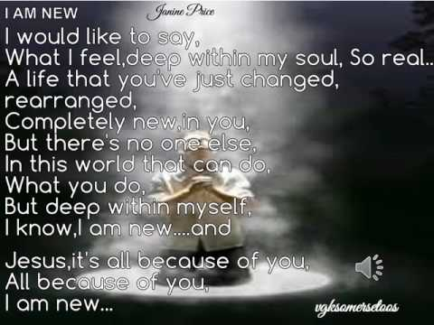 I am new -  Janine Price