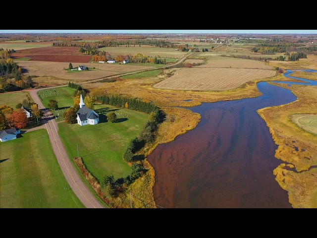 Colours of the Fall in PEI 2020