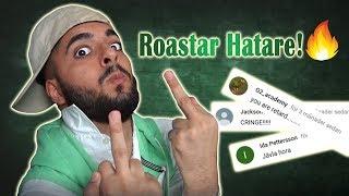 Suleyman roastar hatare!