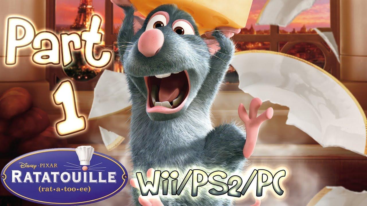 ratatouille walkthrough part 1 � the movie game ps2