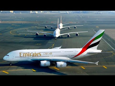 EMIRATES Named 'AIRLINE OF THE YEAR' at 2018 AIR TRANSPORT AWARDS