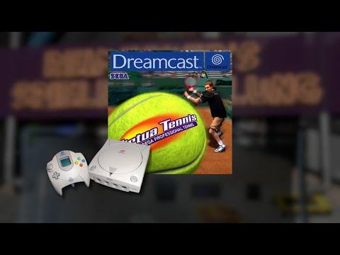 Gameplay : Virtua Tennis [Dreamcast]