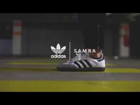 adidas samba video