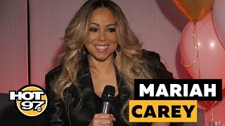 Baixar Mariah Carey on New Album, Caution, Co-Parenting + Her Biggest Lesson