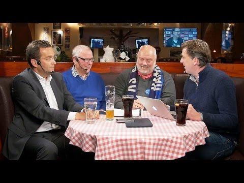 Matz ab nach dem DFB-Pokal-Spiel Hallescher FC gegen HSV