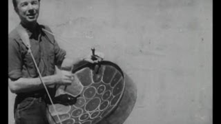 Pete Seeger Family Short Films: How to Make a Steel Drum