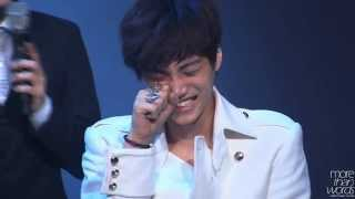 Download Video 120331 EXO Debut Showcase Jongin aegyo 뿌잉뿌잉!! MP3 3GP MP4
