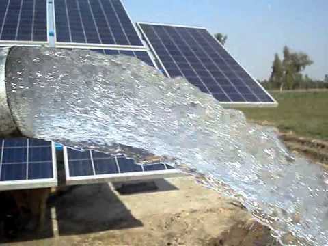 Solar Tube Well Rseco Kahira D I Khan Pakistan 0966