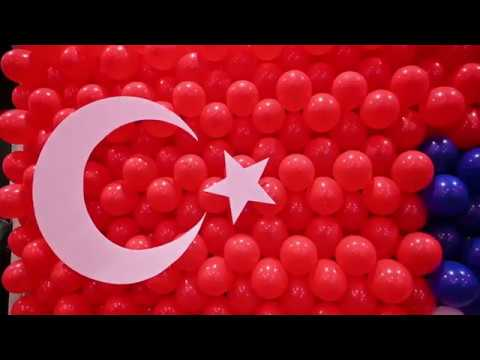 96th Anniversary Of Turkey Republic Day