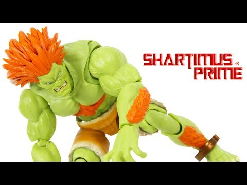 sh-figuarts-blanka-street-fighter-v-bandai-tamashii-nations-video-game-import-action-figure-review