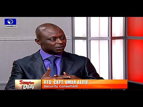 Captain Umar Aliyu (Rtd) – Channels Television