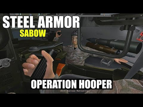 "Steel Armor Blaze of War Operation ""Hooper"""