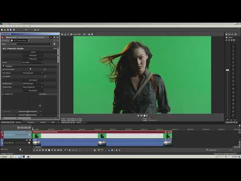 Chroma keying, masking and more using Vegas Pro with Continuum from Boris FX thumbnail