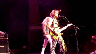 """""""Party All Day (F* All Night)"""" in HD - Steel Panther 9/30/09 Baltimore, MD"""