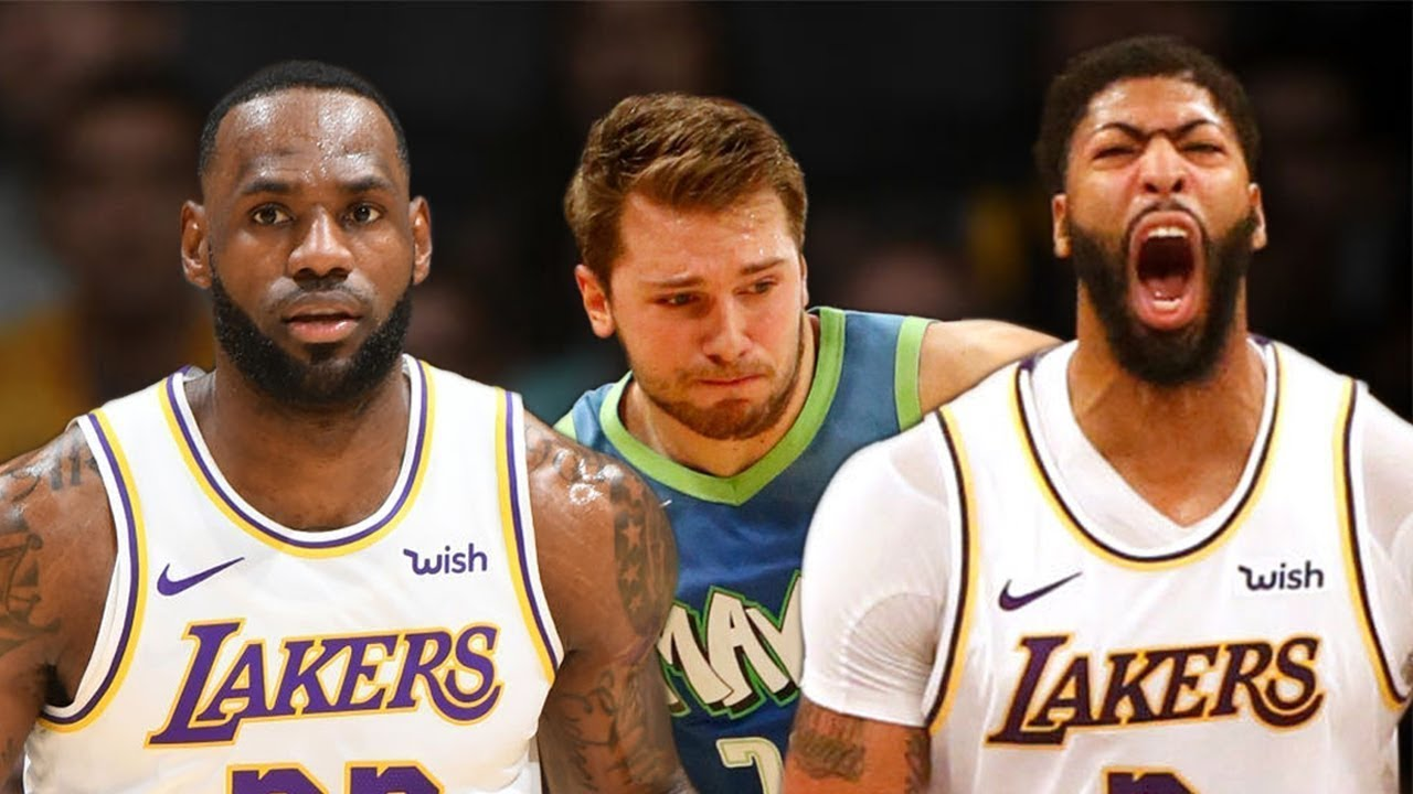 Los Angeles Lakers Vs Dallas Mavericks Full Game Highlights December 1 2019 20 Nba Season