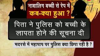 Deshhit: Questions raised on action of Police in rape case of minor girl by juvenile