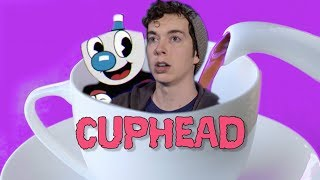 Cuphead with JamesClamesTheFame | Parker Plays | Disney XD