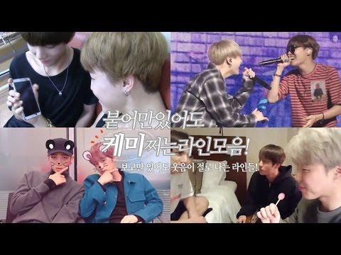 [방탄소년단/BTS] 케미 쩌는 라인 모음