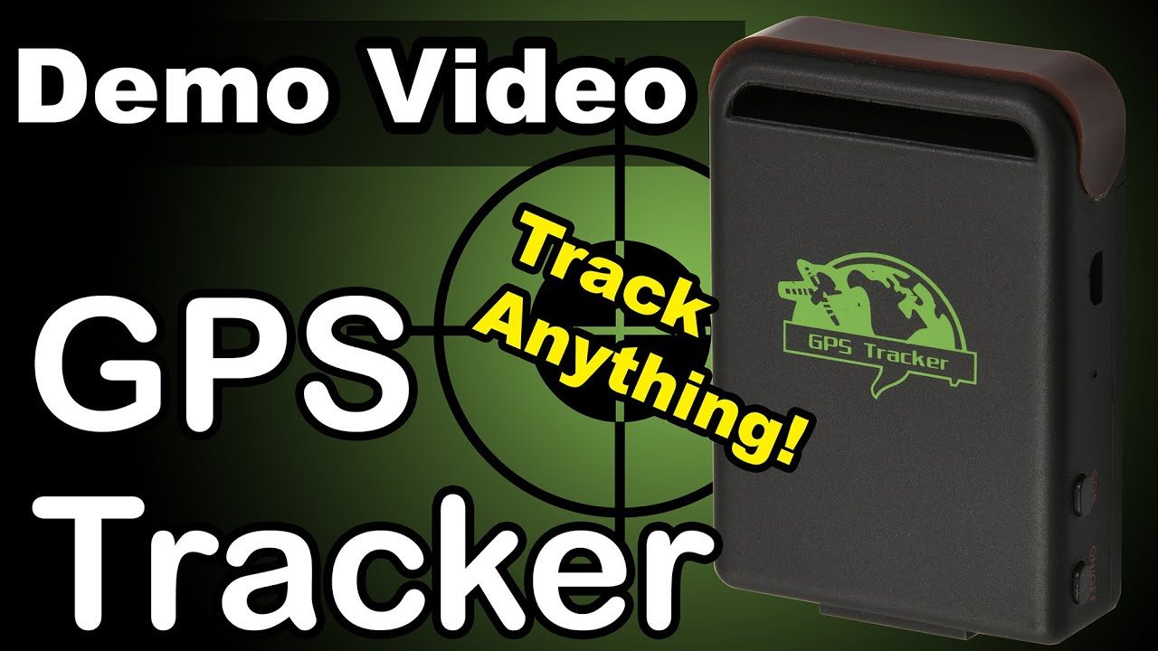 Watch on micro gps tracker