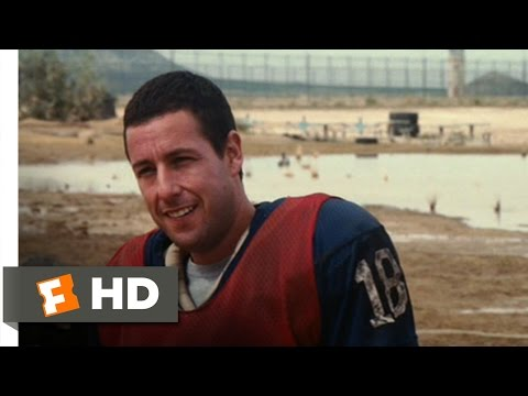 The Longest Yard (5/9) Movie CLIP - Flooded Practice Field (2005) HD