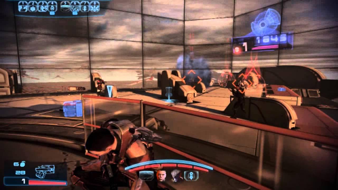 Mass Effect 3 [PC – Infiltrator]: The Citadel (4th Visit – Post PRIORITY CITADEL II)