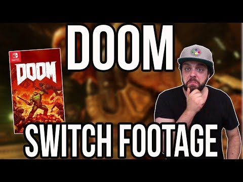 DOOM Nintendo Switch Footage Revealed - Can the Switch Handle It?  | RGT 85