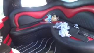 13ч. Лимузин своими руками. Краткий обзор.Handmade limousine