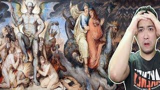 7 ác quỷ ĐÁNG SỢ NHẤT được các tôn giáo Phương Đông và Phương Tây nhắc tới
