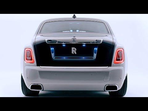 Rolls-Royce Phantom (2018) Super Luxury Car
