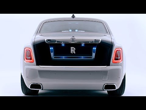 Rolls-Royce Phantom (2018) Super Luxury Car