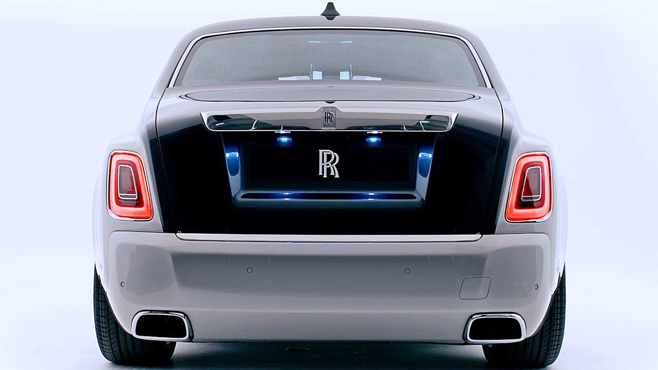 Rolls Royce Phantom 2018 Super Luxury Car Youtube