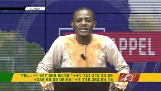 APPEL SUR LE CONTINENT DU   21 04 2017 : CAMEROUN: RETOUR D'INTERNET DANS LES REGIONS ANGLOPHONES