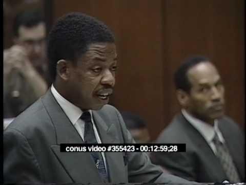 OJ Simpson Trial - February 8th, 1995 - Part 4