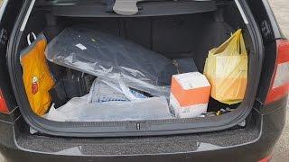 Покупки для Skoda Octavia A5 FL, утепляю, готовлю к зиме и ТО