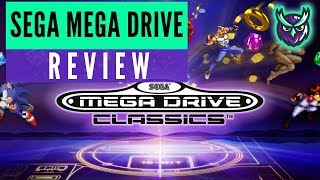 Sega Mega Drive Classics Switch Review (or Genesis for our friends in America)