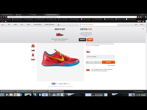 NIKE BOT - AUTO ADD TO CART FREE part 1 | FunnyCat TV