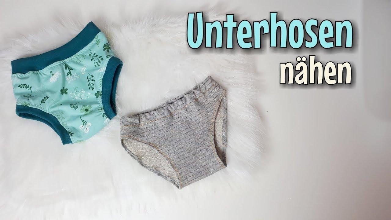 Unterhosen Nähanleitung Ohne Schnittmuster Für Anfänger