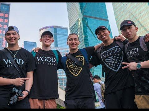 VGOD Appearances : Shenzhen, China