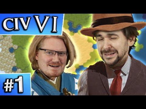 Civilization VI: Six Armed Snowflake #1