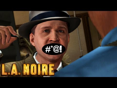 Unnecessary Censorship in Video Games: L.A. Noire
