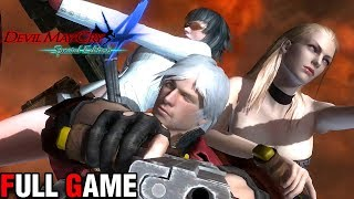 devil May Cry 4 Special Edition (PS4 Pro 1080p 60fps) Longplay Walkthrough FULL Gameplay