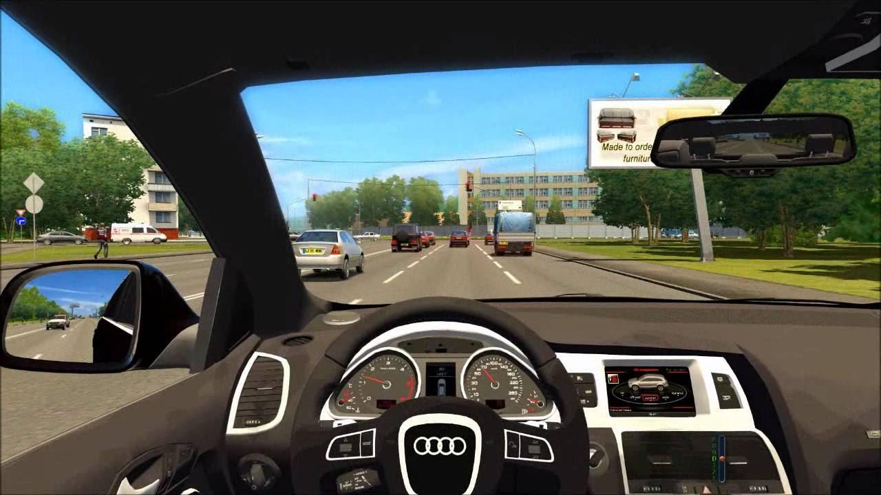 Bigup Cz City Car Driving Simulátor Autoškoly První