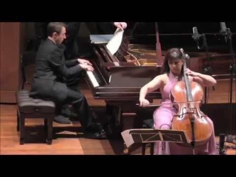SdQ Bergamo - S. Chiesa M.Baglini - Beethoven 7 variazioni su un tema del Flauto Magico di Mozart
