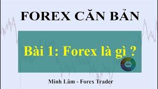 ( Forex Căn Bản ) Bài 1: Forex là gì ?