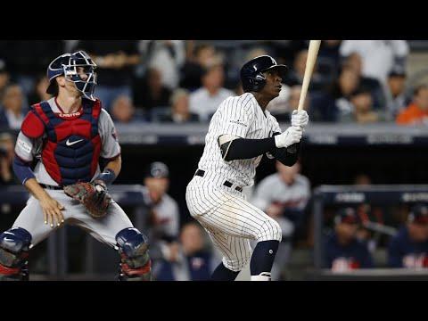 Yankees Win AL Wild Card Game, Beat Twins 8-4